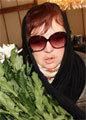 Дочь Гурченко провела рядом с гробом матери всего минуту