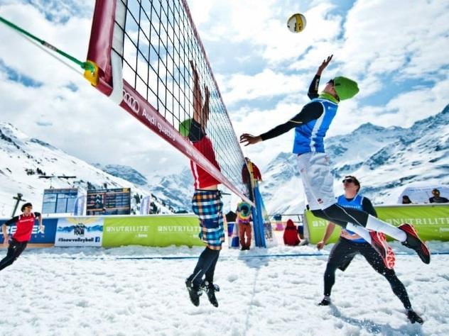 Волейбол наснегу официально признали в РФ