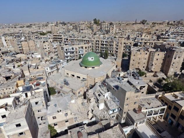 Сирийское руководство ивооруженная оппозиция договорились опрекращении огня