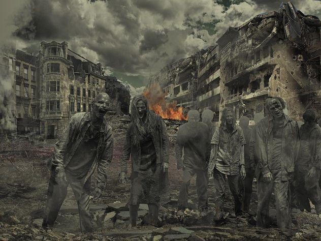 Ученые подсчитали, как быстро «зомби-апокалипсис» уничтожит население Земли