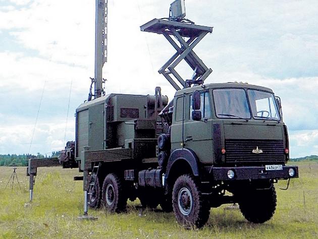 Российская армия получит уникальный подвижной комплекс