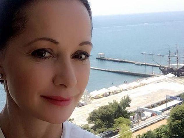 Ольга Кабо показала своим поклонника, как нужно выглядеть в49 лет