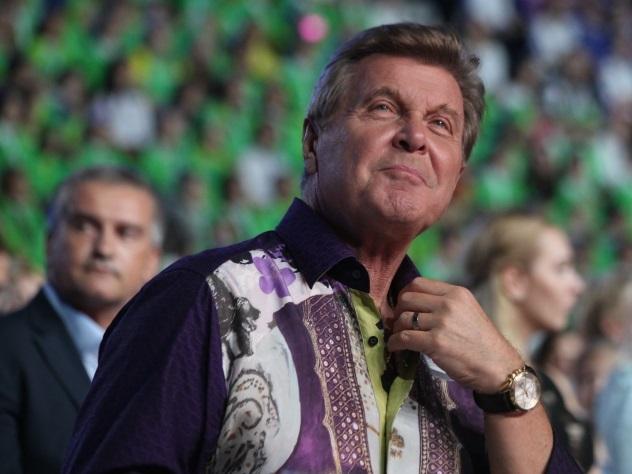 Лев Лещенко назвал Панайотова основным кандидатом на«Евровидение»