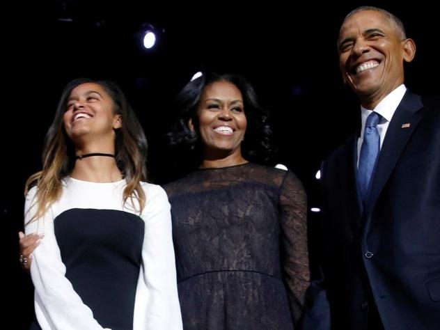 Старшая дочь Обамы устроилась вкинокомпанию братьев Вайнштейн