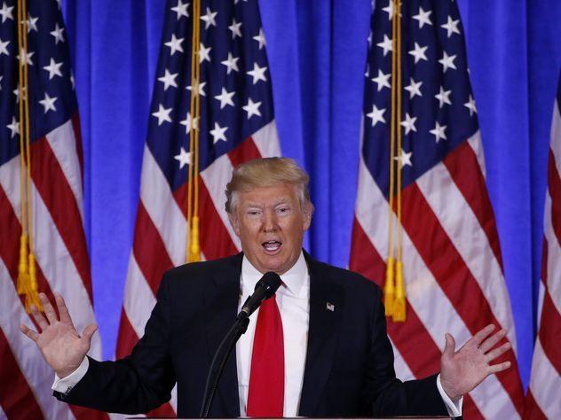 Трамп объявил, что незнает В. Путина иневедет дел в РФ