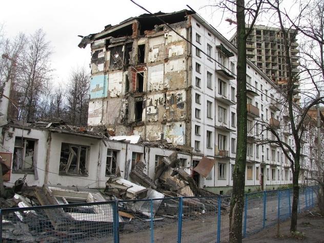 Мень раскрыл детали программы переселения жителей столицы из«хрущевок»