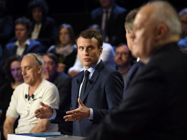 Награнд-дебатах воФранции победил левый кандидат Меланшон