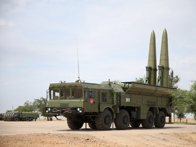 Шойгу: Укрепление ядерного щита будет  основой госпрограммы вооруженияРФ