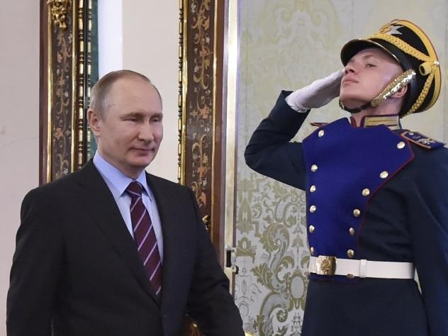 Путин пошутил про планы ФРГ отказаться от русского газа