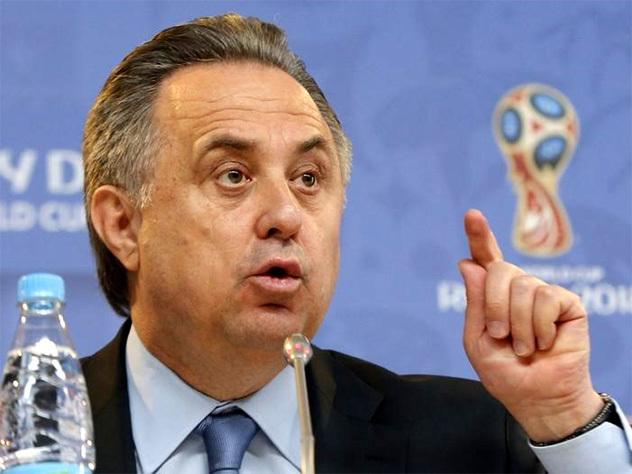 Мутко пообещал Медведеву «порвать всех» вфутболе