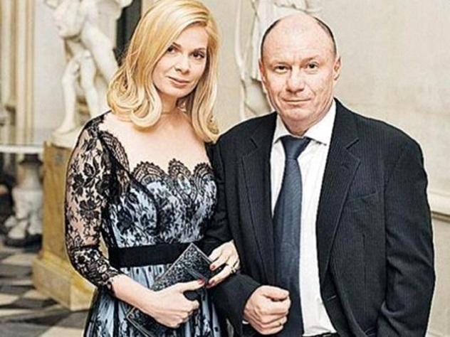 Экс-супруга подала иск кВладимиру Потанину еще на850 млрд. руб.