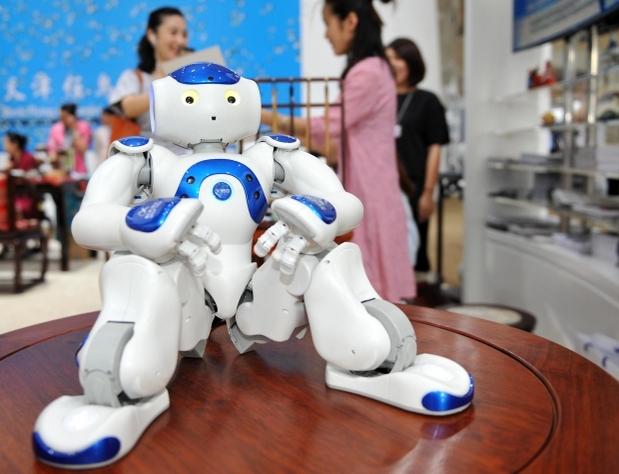 Секс с механическими роботами