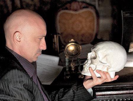 Саид как Гамлет любит поразмышлять о вечном (фото Игоря ЛЫСОВА)