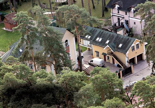Особняк Александра МАЛИНИНА хотели купить за $5 миллионов, но сумма показалась певцу смехотворной