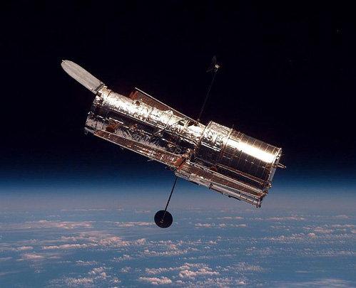 Телескоп Хаббл в Аресибо (Пуэрто-Рико) скоро позволит рассмотреть гуманоидов получше. Фото NASA