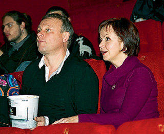 Сергей ЖИГУНОВ с супругой Верой весь сеанс ждали чуда
