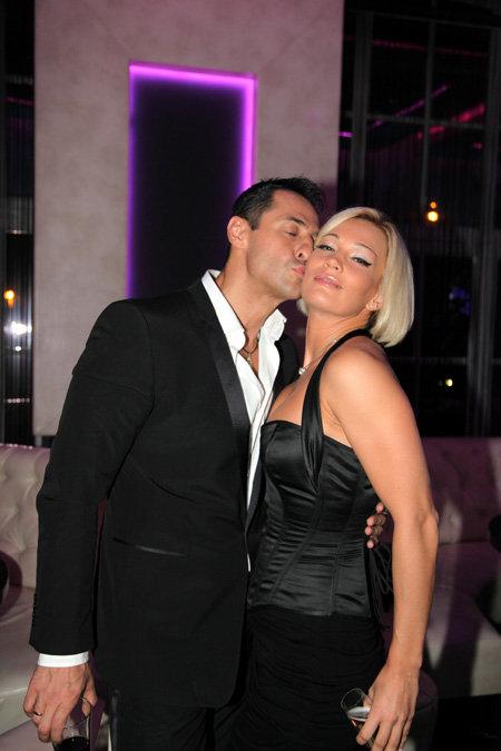 Стас КОСТЮШКИН с женой Юлей