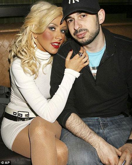 Кристина с Джорданом БРАТМАНОМ