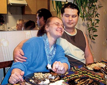 Такой счастливой, как рядом с «подполковником» Митей, Марина была только в день рождения Ангелины