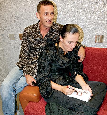 Ваня с Леной до сих пор не расписаны и живут в гражданском браке