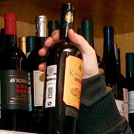 ...что вино на праздничный стол надо подавать испанское