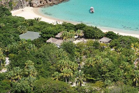 Поместье АБРАМОВИЧА, которое он в прошлом году купил на Карибах, оценивается в 90 млн. долларов