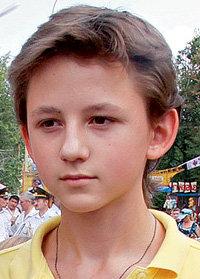 14-летний Дима увлекается музыкой