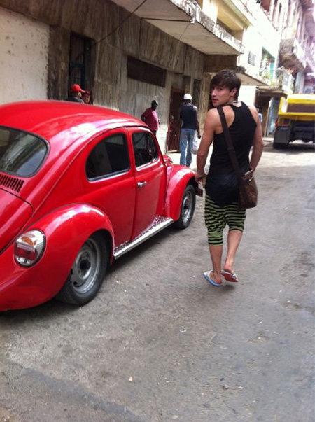 Дима БИЛАН на Кубе