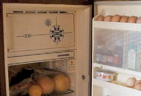 В этой морозильной камере малыш кричал 20 минут