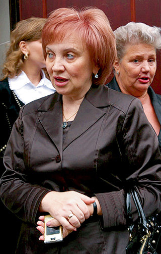 Судья Ольга ЕГОРОВА кажется подозрительным европейцам не очень чистоплотной