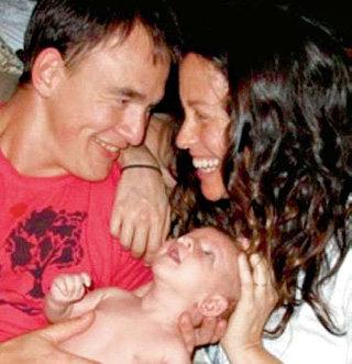 Крошка Эвер сделал Аланис МОРИССЕТТ и её мужа счастливыми