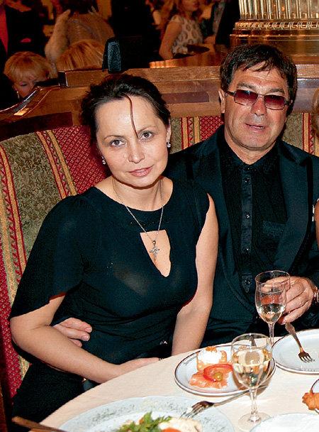 елена николаева жена игоря николаева фото