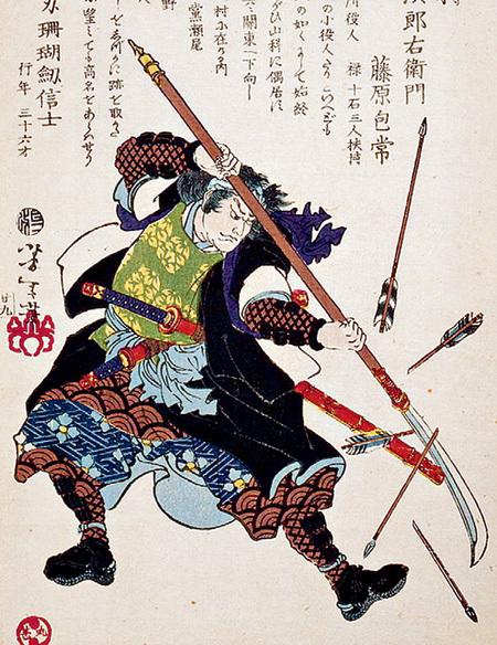 Японцы не любят широко об этом распространяться, но большинство самураев практиковали однополые отношения