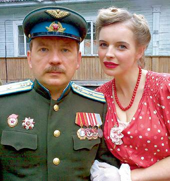 Партнёршей актёра в картине «Пять невест» стала Анна ТАБАНИНА