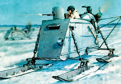 Инфраструктура арктического соединения будет создаваться с учётом опыта 1950-х годов. Ведь идею по созданию приполярных боевых групп СТАЛИН реализовал ещё в 1948 году. С приходом к власти Никиты ХРУЩЕВА их недальновидно упразднили