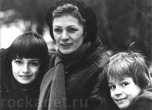 Пётр мамонов жена дети фото
