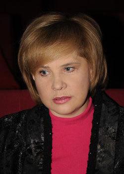 Татьяна ДОГИЛЕВА. Фото Бориса КРЕМЕРА