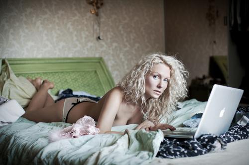 Катя в своём блоге раскрыла все секреты шпионки-неудачницы. Фото из личного блога Кати ГОРДОН.