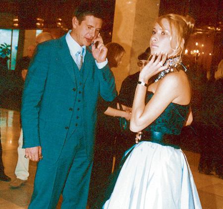С бизнесменом Вадимом СОСИНЫМ девушку связывали романтические отношения