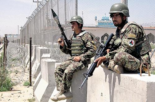 До побега 500 зэков считалось, что кандагарская тюрьма охраняется надёжно