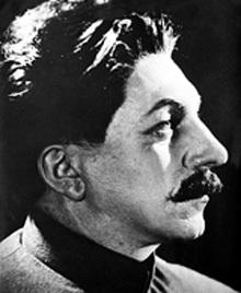 Пробы на роль Сталина в фильме «Блокада» (1971 г.)