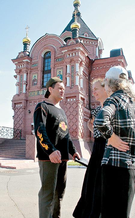 Александр Геннадьевич жалует на церковную школу по 800 тысяч рублей ежемесячно
