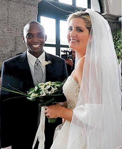 свадебные клипы с негром и белой девушкой когда речь