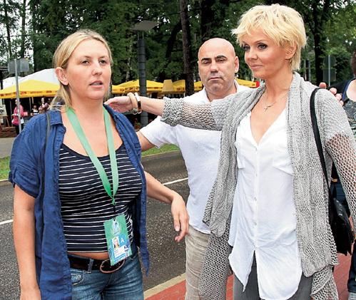 Наташа ЗОТОВА в Юрмале не отходила от своей двоюродной сестры ВАЛЕРИИ и Иосифа ПРИГОЖИНА, которые когда-то поддержали её после скандального разрыва со Стасом МИХАЙЛОВЫМ