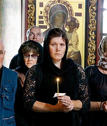 Дочь покойной Екатерина ВАСИЛЬЕВА