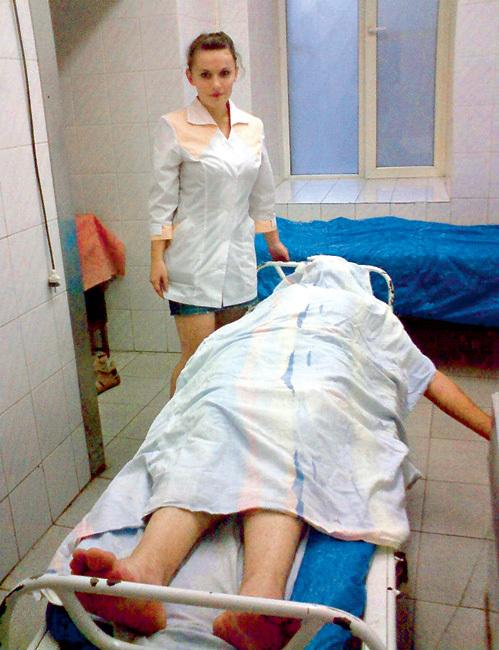 Порно обнажение половых органов при авариях-фото и видео ретро порно фото