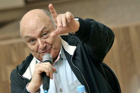 Михаил ЖВАНЕЦКИЙ (фото Андрея АРХИПОВА)