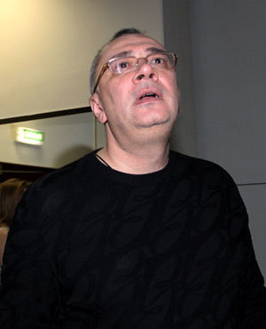Константин МЕЛАДЗЕ (Фото Бориса Кудрявова)