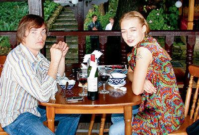 Брак с бизнесменом Дмитрием ЛИТВИНОВЫМ оказался быстротечным