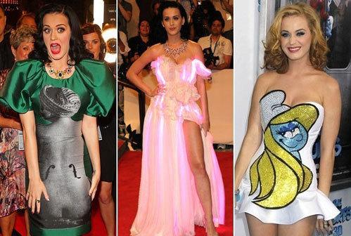 Самые тупые платья